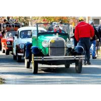 Thanksgiving Parade of Classic Cars