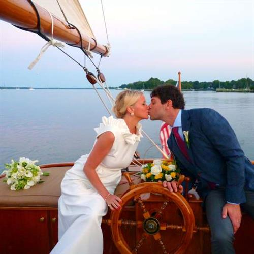 Nautical Wedding a specialty