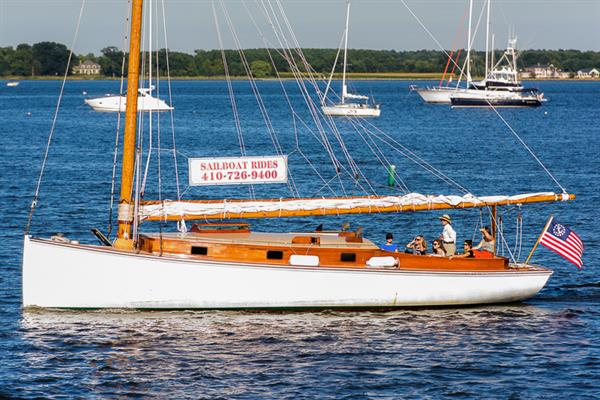 Classic historic Authentic yachting at its best