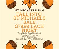 St. Michaels Inn - St Michaels