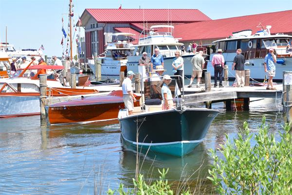 Antique & Classic Boat Festival, each Father's Day weekend