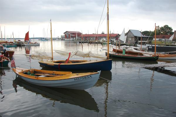 Mid-Atlantic Small Craft Festival at CBMM