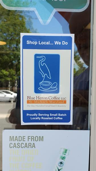 A way to find good coffee around town