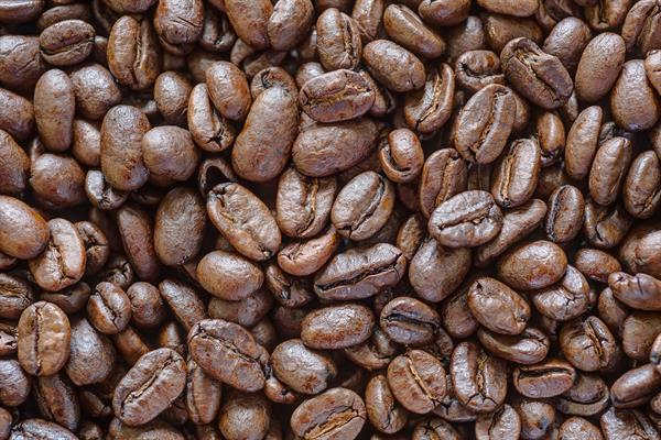 Roasted Coffee - the finished produst