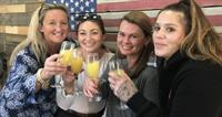 Bottomless Mimosas at The Galley in St. Michaels