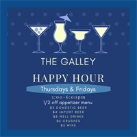 The Galley Restaurant - St. Michaels