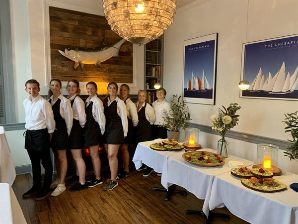 Book your next event with us!