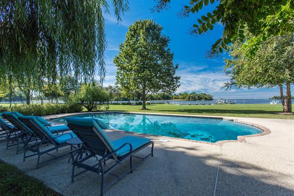 Exceptional St. Michaels Homes With Pools | The Cove House · St. Michaels Weekend ...