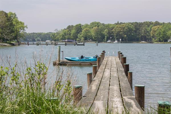St. Michaels Waterfront Vacation Homes | Town & Country