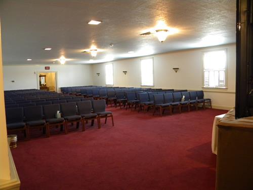 Chapel/gathering room