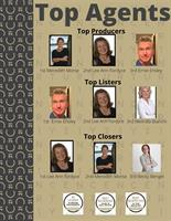 AUGUST Top Agents