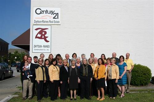 """We are here to help you!""  ~ Agents at Century 21 Zaytoun Raines"