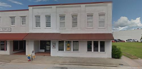 Located at 312 S. Front Street, New Bern, North Carolina