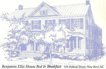 Benjamin Ellis House Bed & Breakfast