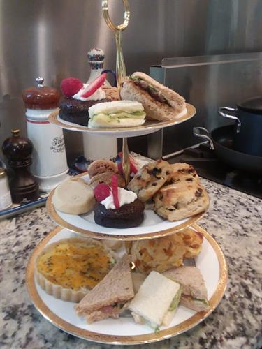 Join us for Mother's Day Tea