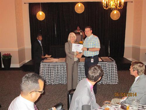 NCDOL Award