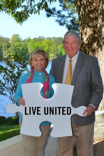 Bev & Chuck Live United!