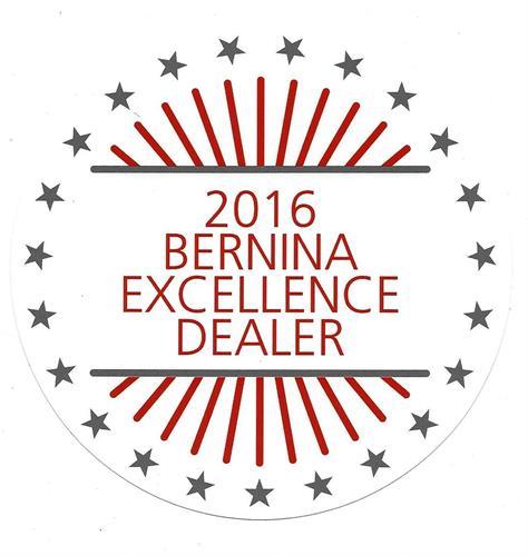 Bernina Excellence Dealer
