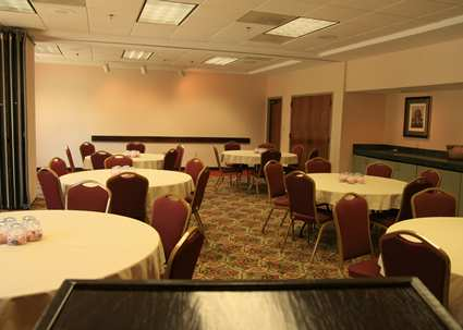 Hampton Inn Banquet Room