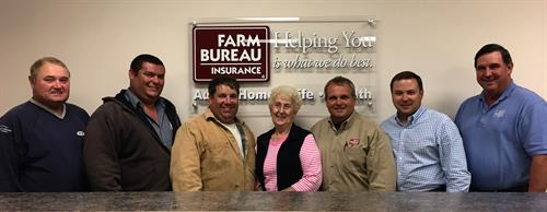 Craven County Farm Bureau Board of Directors