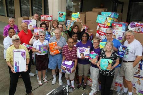 Diaper Drive Delivery