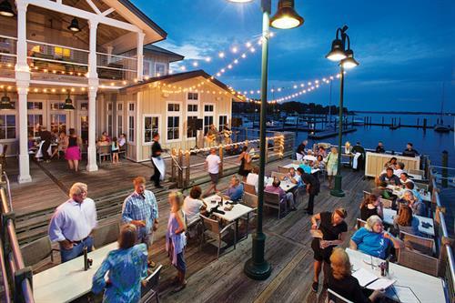 Waterfront Restaurants New Bern Nc
