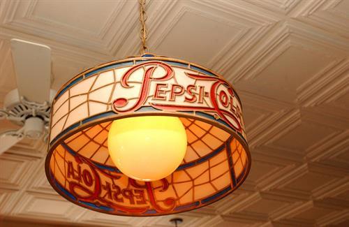 Pepsi was created here!