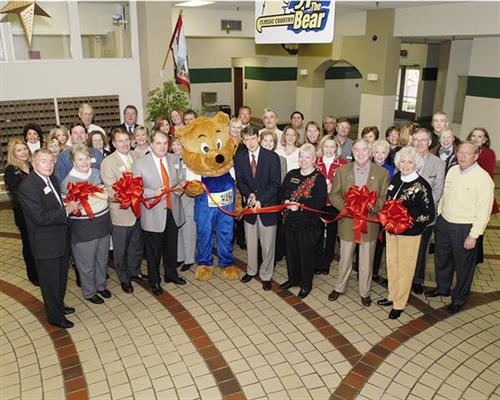 Bear Radio Ribbon Cutting
