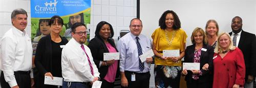 Bate Foundation Individual School Grant Winners
