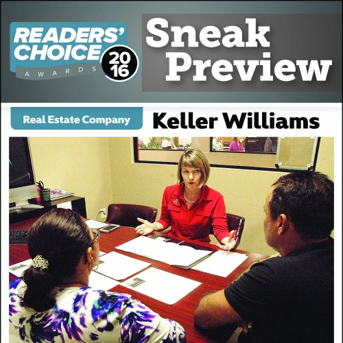 Discover why Keller Williams Real Estate Agents have been named the Reader's Choice!