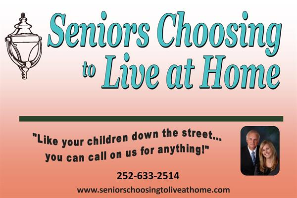 Seniors Choosing to Live at Home
