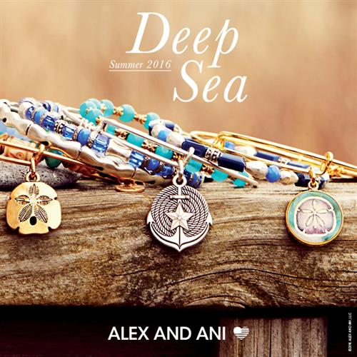 The summer collection from Alex and Ani is now in store!