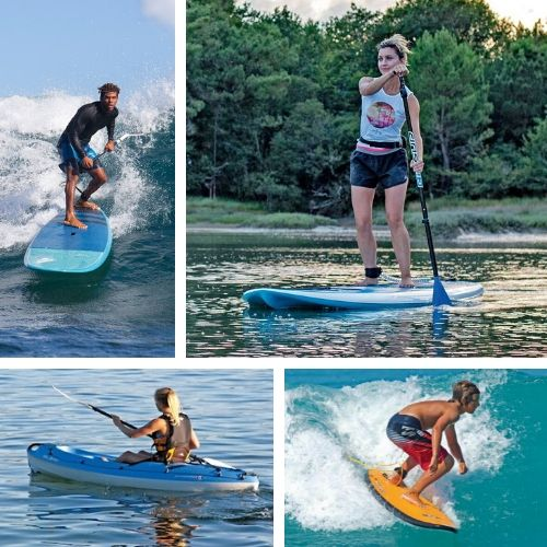 Buy and Rent SUP, Kayak and Surf Equipment