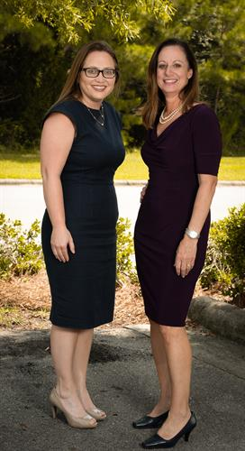 Attorneys Isa Maria Gractacos-Padro and Elizabeth A Wood