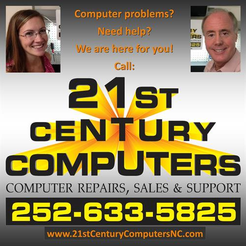 Computer problems? We are here for you.