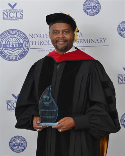 Dr. Curtis Lee Prichard, Founder/President (2009)