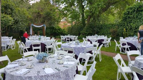 Smith Wedding - Isaac Taylor Gardens - April 2016