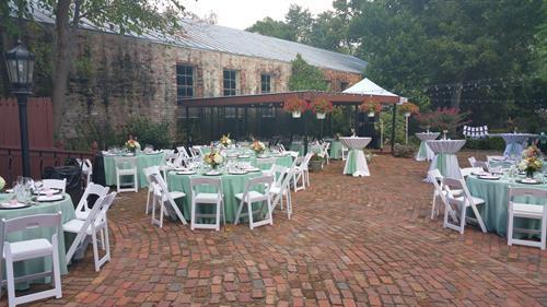 Smoot/French Wedding - Isaac Taylor Gardens - September 2016