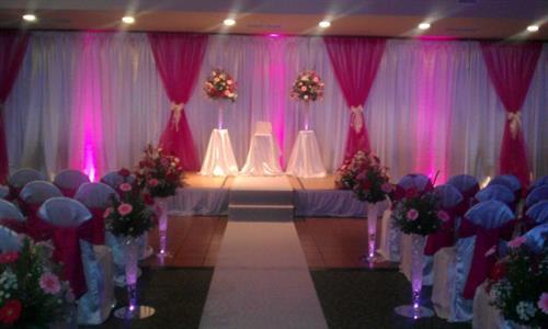 Banks/Brammer Wedding - The Flame Banquet Centre