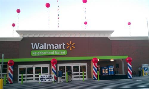 Walmart Grand Opening - Surf City