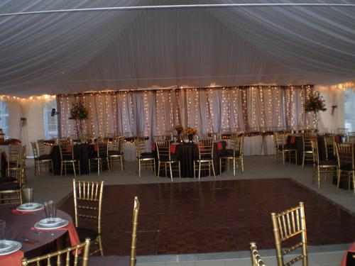 Mabee Wedding Reception - NC History Center - Bate Commons