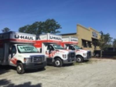 U-HAUL TRUCK, TRAILER AND VAN RENTALS
