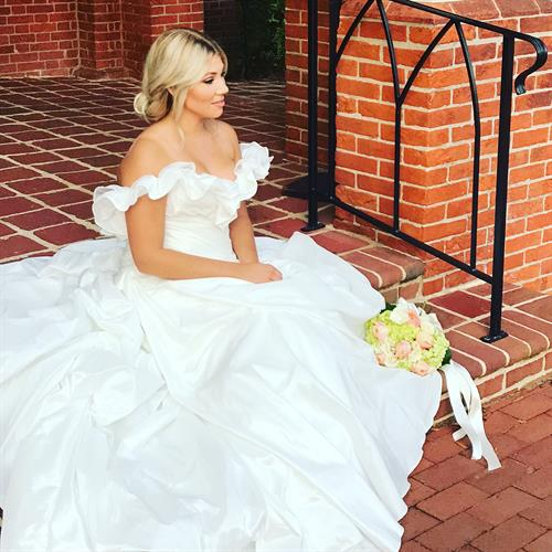Southern Bride style, historic downtown charm at Blush Boutique
