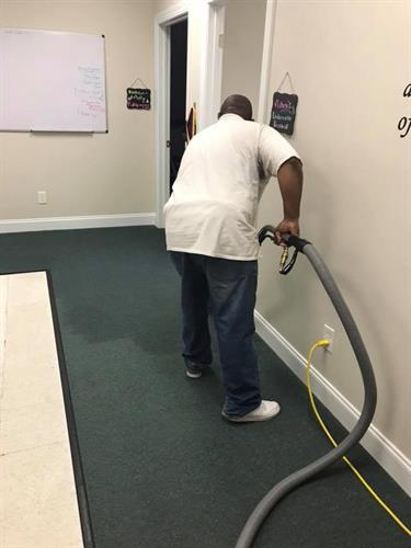 carpet cleaning - Synergy Veterinary Clinic