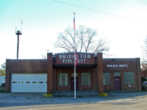 BIC Project: Renovation of the old Fire Department for the Bridgeton Police Department and the Community Room