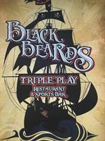 Blackbeard's Triple Play