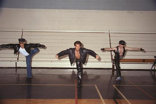 "1993 ""Motorcycle Mania"", choreography for children, Shirley Ririe"
