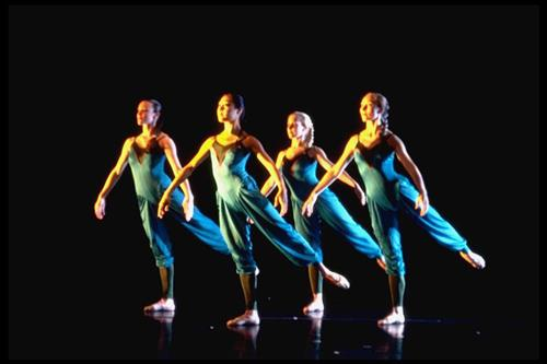 "1994 ""Shadowdance"", choreography by Salvatore Aiello"