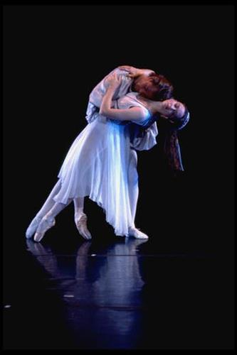 "1994 ""Romeo & Juliet"", Dancers Thomas Bell and Elana Marie Irwin set by Julia Daddi"