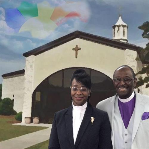 Bishop P. O. and Pastor Barbara Rodgers